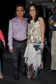 Sushil and Falguni Zaveri