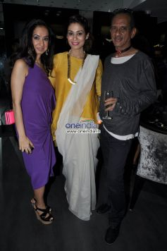 Kiran Datwani,Shaheen Abbas and James Ferriera