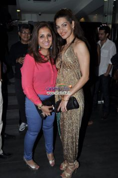 Munisha Khatwani with Lavinia Hansraj