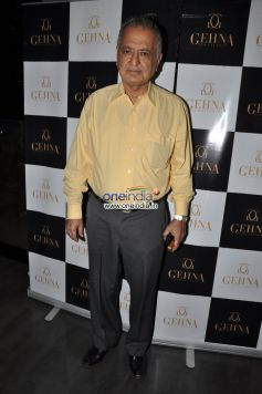 Nanik Rupani at Launch of Gehna Jewellers Unique Ring collection