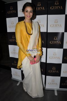 Shaheen Abbas at Launch of Gehna Jewellers Unique Ring collection