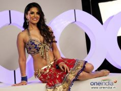 Sunny Leone Endorsing Sachiin Joshi's Energy Drink