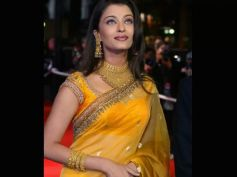 Aishwarya Rai In Yellow Saree