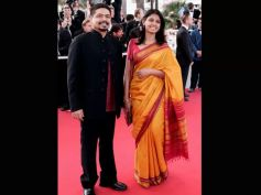 Nandita Das in Yellow n Red Saree