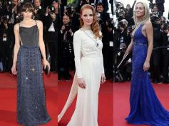 A Star Studded Day 7 At Cannes