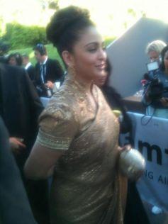 Aishwarya Rai Bachchan at the amfAR Gala at Cannes