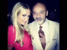 Paris with Christian Louboutin