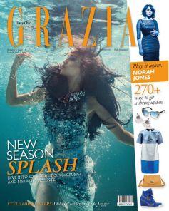 Norah Jones hot magazine cover photo shoot