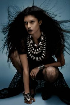 Tena Desae Adorn Magazine - Photo Shoot