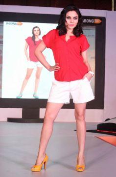 Deepika Padukone At Jabong new Collection Range Showcase