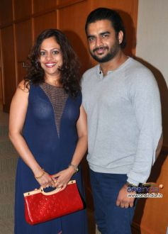 Madhavan at Dr. Rakesh Sinha's DVD Launch