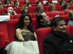 Mallika Sherwat at Cannes Film Festival 2013