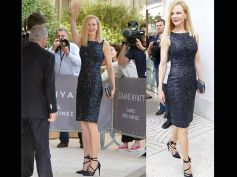Nicole Kidman Adds Glam To Cannes 2013