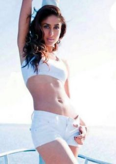 Kareena Kapoor in White Outfits