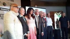 Priyanka Chopra at My World Conference