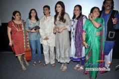 Raveena Tandon at Launch of Guzal Singer Farokh Bardoliwala's Music Album Maa