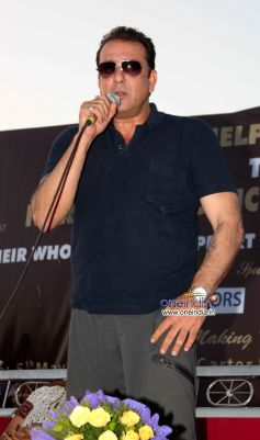 Sanjay Dutt inaugurate Mobile Mammography Unit
