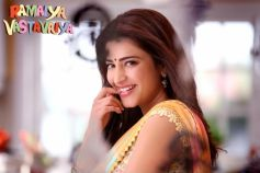 Shruti haasan Still From Ramaiya Vastavaiya
