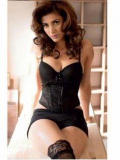 Shruti Hassan Maxim Hot Photoshoot