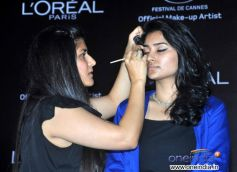 Sonam Kapoor and Loreal Paris Unveils L'Or Sunset Cannes Collection
