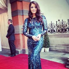 Aishwarya Rai at Life Ball Charity Event
