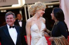 Vidya Balan at the Cannes 2013 closing ceremony