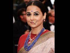 Vidya Balan's Nose Ring
