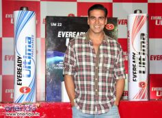 Akshay Kumar Launches Eveready New Products
