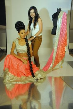 Amy Billimoria Runaway Bridal collection