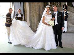 Princess Madeleine In Valentino