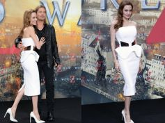 Angelina Jolie In Ralph n Russo