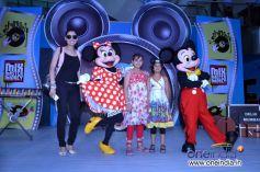 Celebs attend Disney Magic rock show