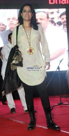 Sona Mohapatra at World Environment Day Celebration 2013