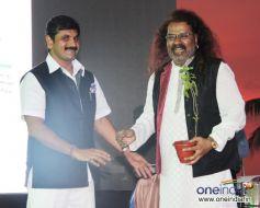 Hariharan at World Environment Day Celebration 2013