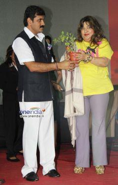 Dolly Bindra at World Environment Day Celebration 2013