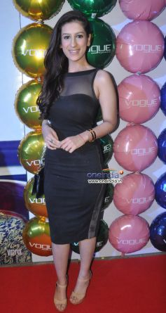 Celebs at Vogue Eyewear collection launch