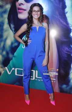 Shibani Dandekar at Vogue Eyewear collection launch