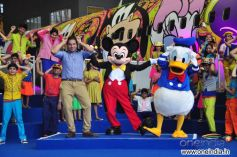 Disney Channel takes winners to Hong Kong Disneyland