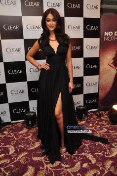 Ileana D'cruz launches Clear shampoo