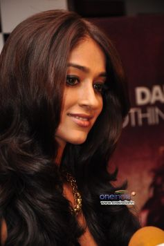 Ileana D'cruz launches Clear shampoo