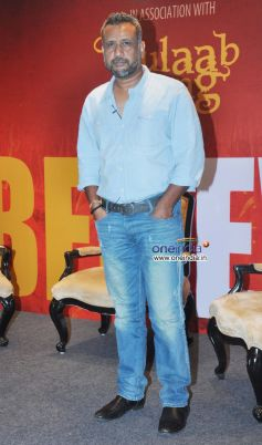 Anubhav Sinha at at Launch of Believe campaign to celebrate the Triumphs of Women