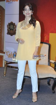Juhi Chawla at at Launch of Believe campaign to celebrate the Triumphs of Women