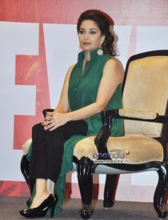 Madhuri Dixit at at Launch of Believe campaign to celebrate the Triumphs of Women