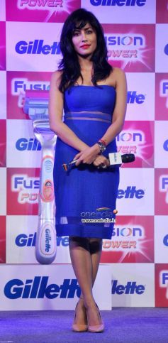 Chitrangada Singh at Launch of Gillette Fusion Power