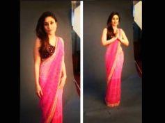 Kareena In Pink Saree