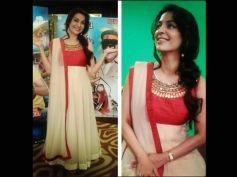 Juhi Chawla In Anarkali Suit