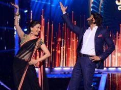 Madhuri Dixit's 3 Gorgeous Sarees