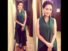 Madhuri In High-Low Top