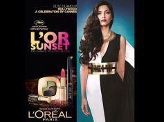 Sonam Kapoor In L'Oreal Ad