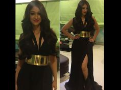 Ileana D'Cruz In Black Sheath